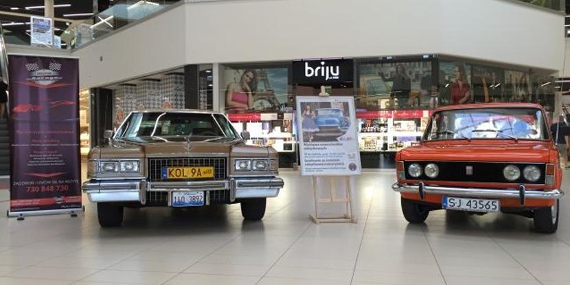 Wystawa zabytkowych samochodów Jaworzno