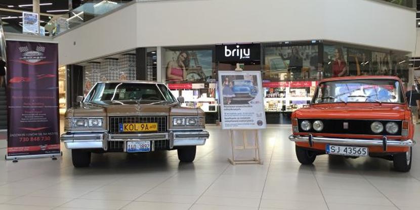 Wystawa samochodów zabytkowych z Prestige Garage