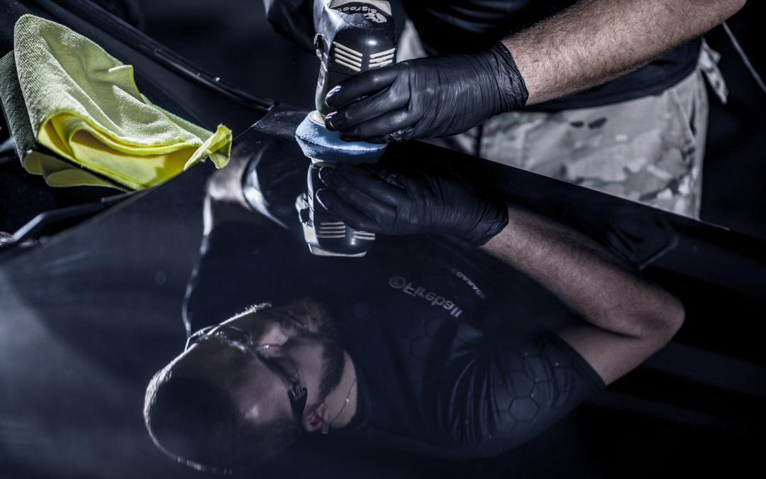 Korekta lakieru – precyzja w służbie Twojemu samochodowi