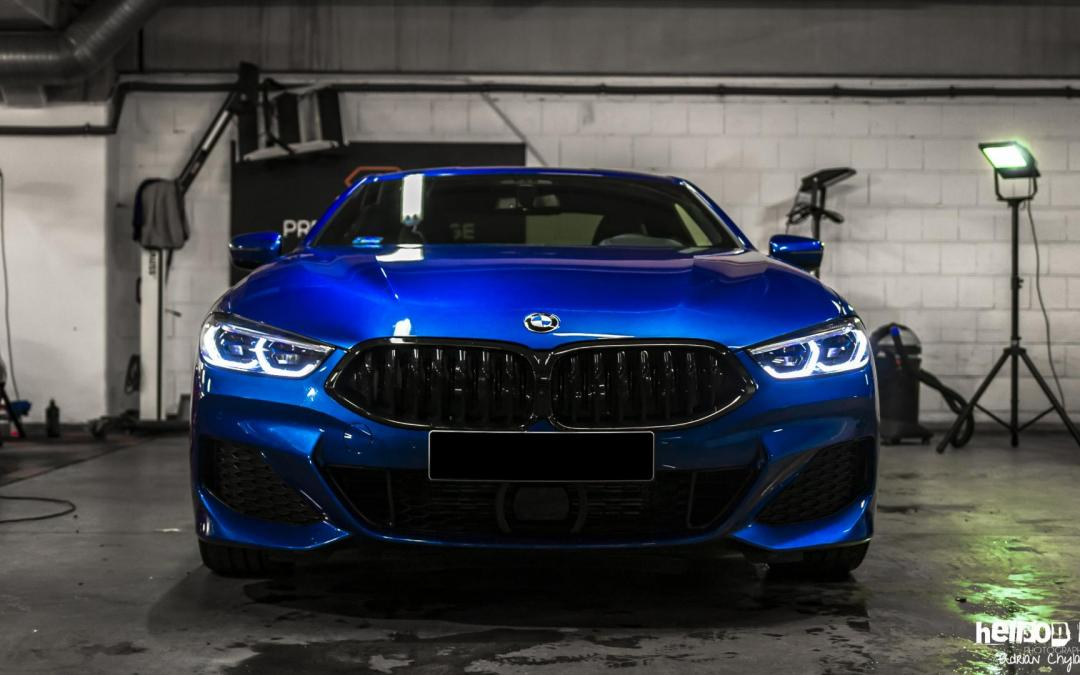 BMW 8 – osiągi i komfort w jednym