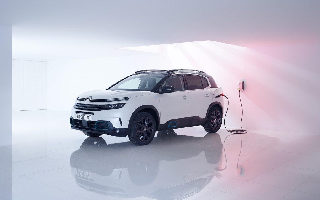 Rewolucja francuska w hybrydowej odmianie – Citroën C5 Aircross Hybrid