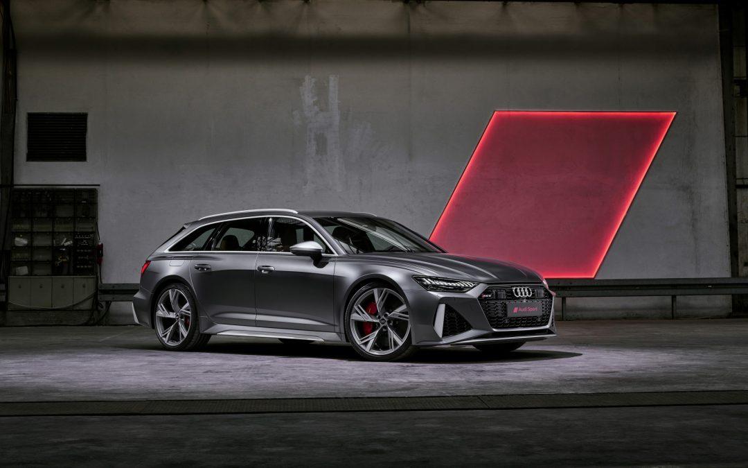 Najszybsze kombi i jego nowe wcielenie – Audi RS6