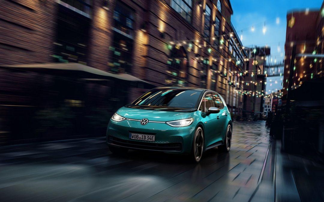Elektryczny rewolucjonista z Wolfsburga – Volkswagen ID.3