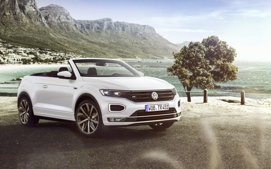 Volkswagen wychodzi poza schematy – T-Roc Cabriolet