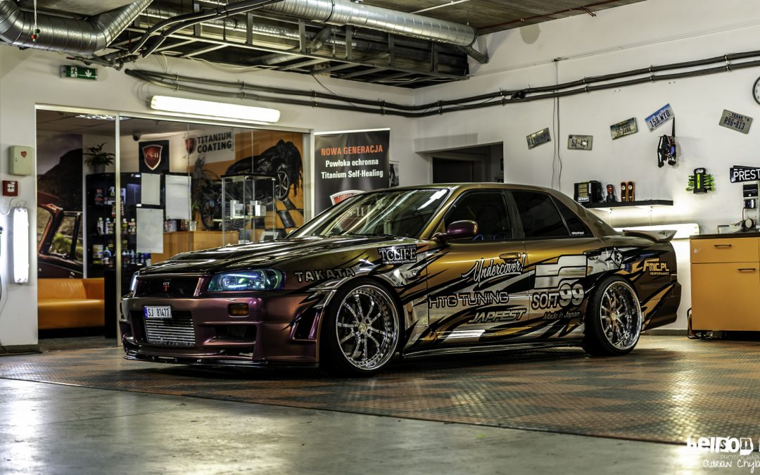 Nissan Skyline – japoński samuraj