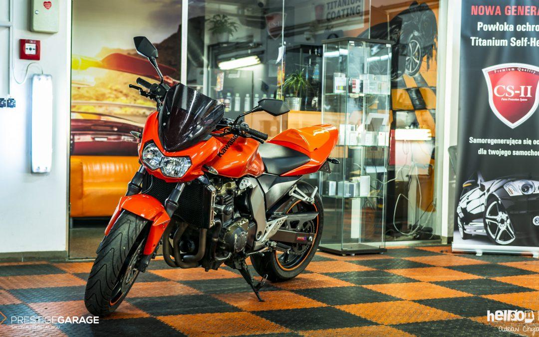 Kawasaki na szybsze powroty z pracy