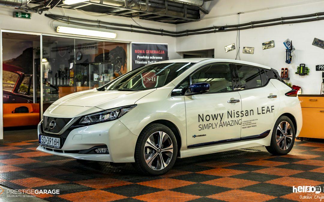 Nissan Leaf – elektrykiem wśród ludzi