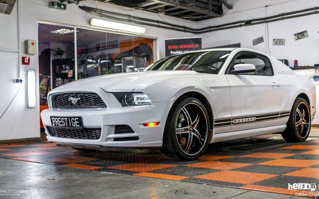 Ford Mustang – amerykańska legenda