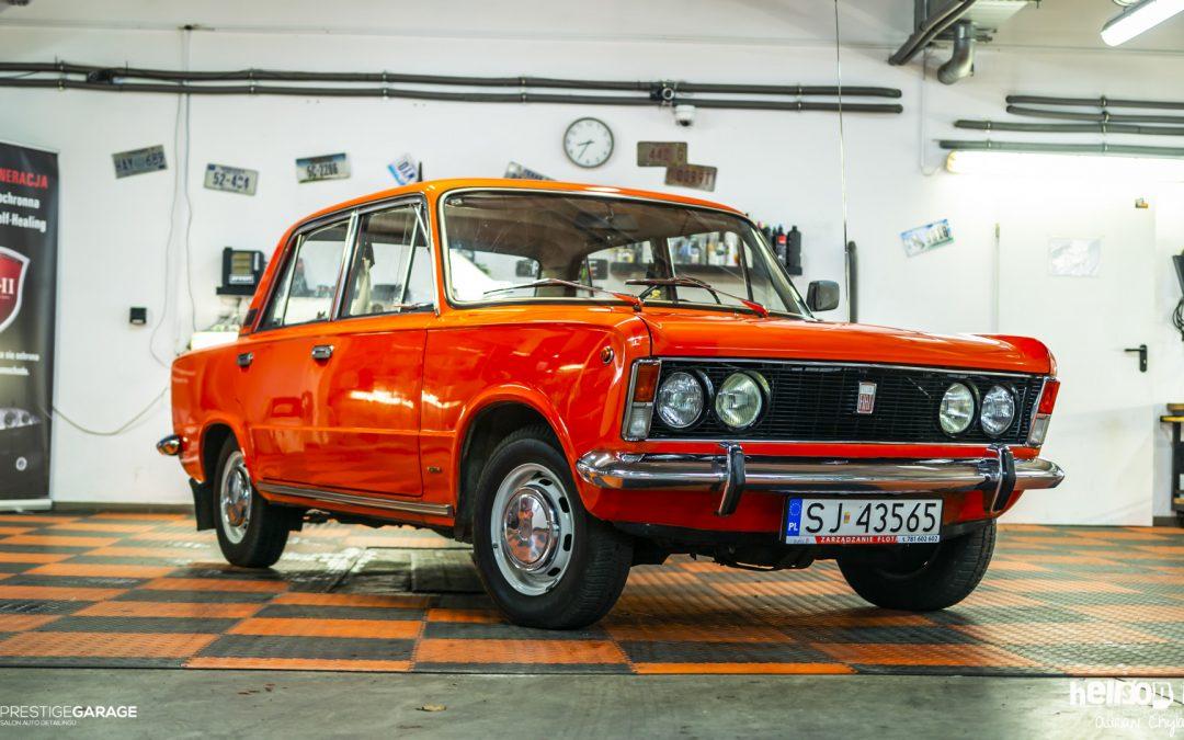 Fiat 125p – PRL-owska pomarańczka