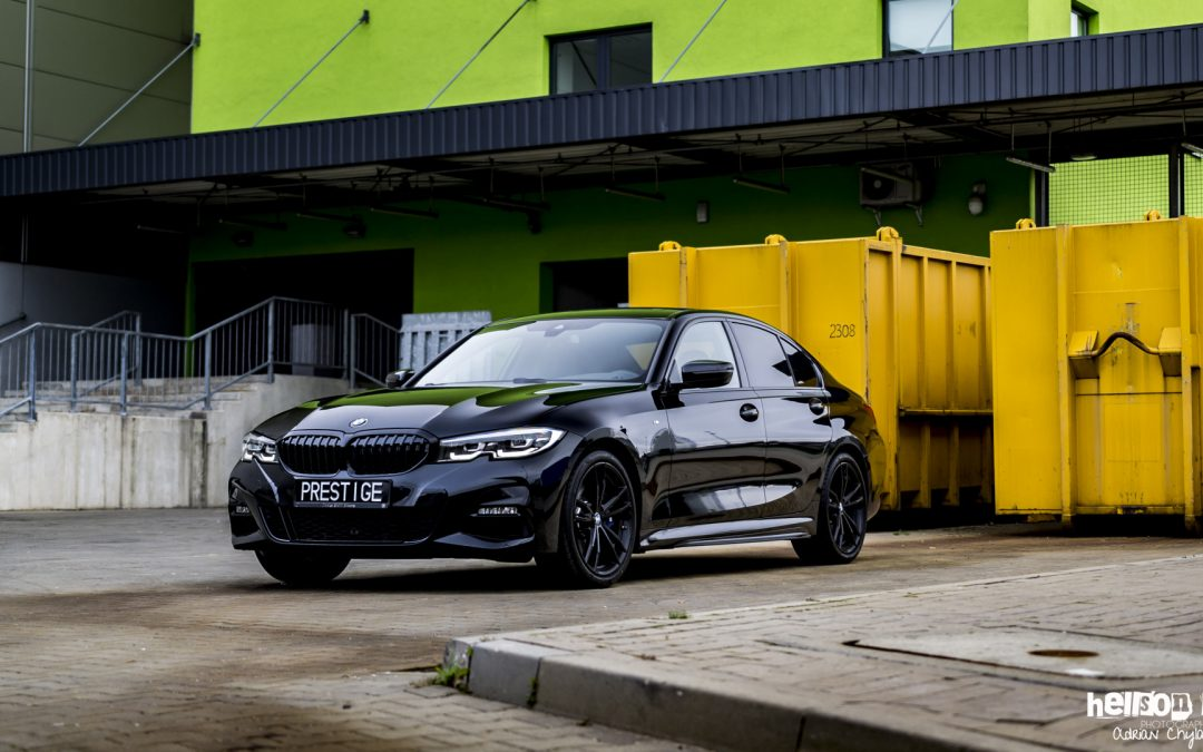 BMW 3 – niepozorna limuzyna