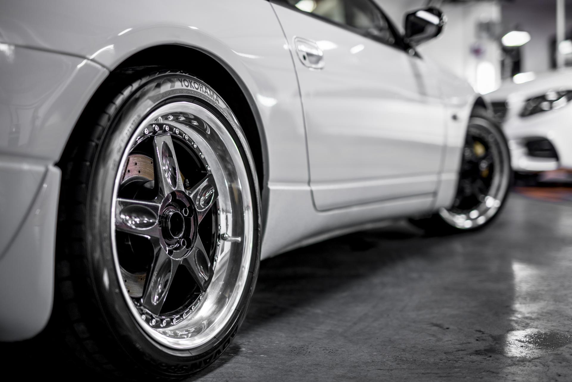 Nissan 300zx detal