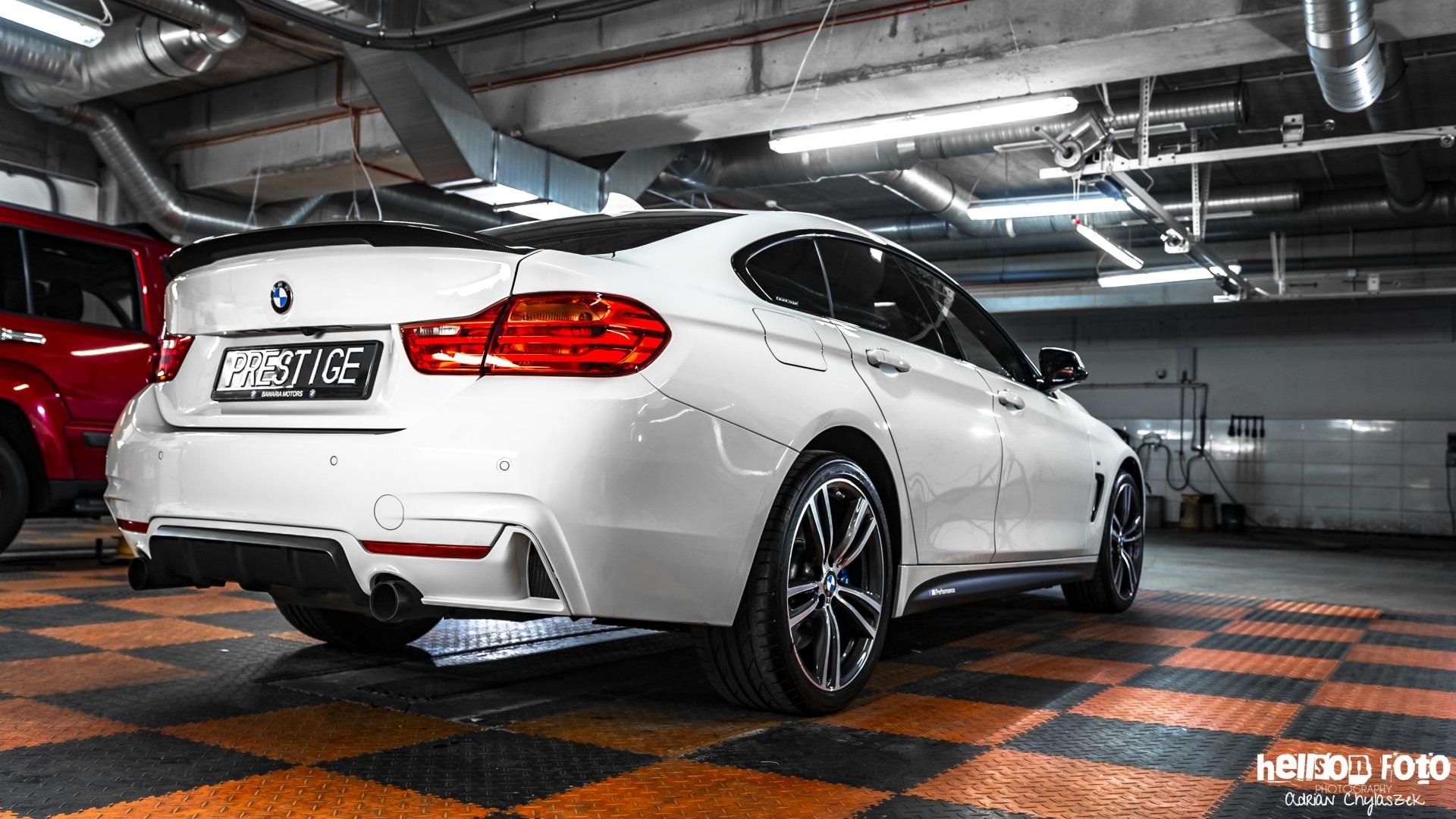 BMW serii 4 w wersji M