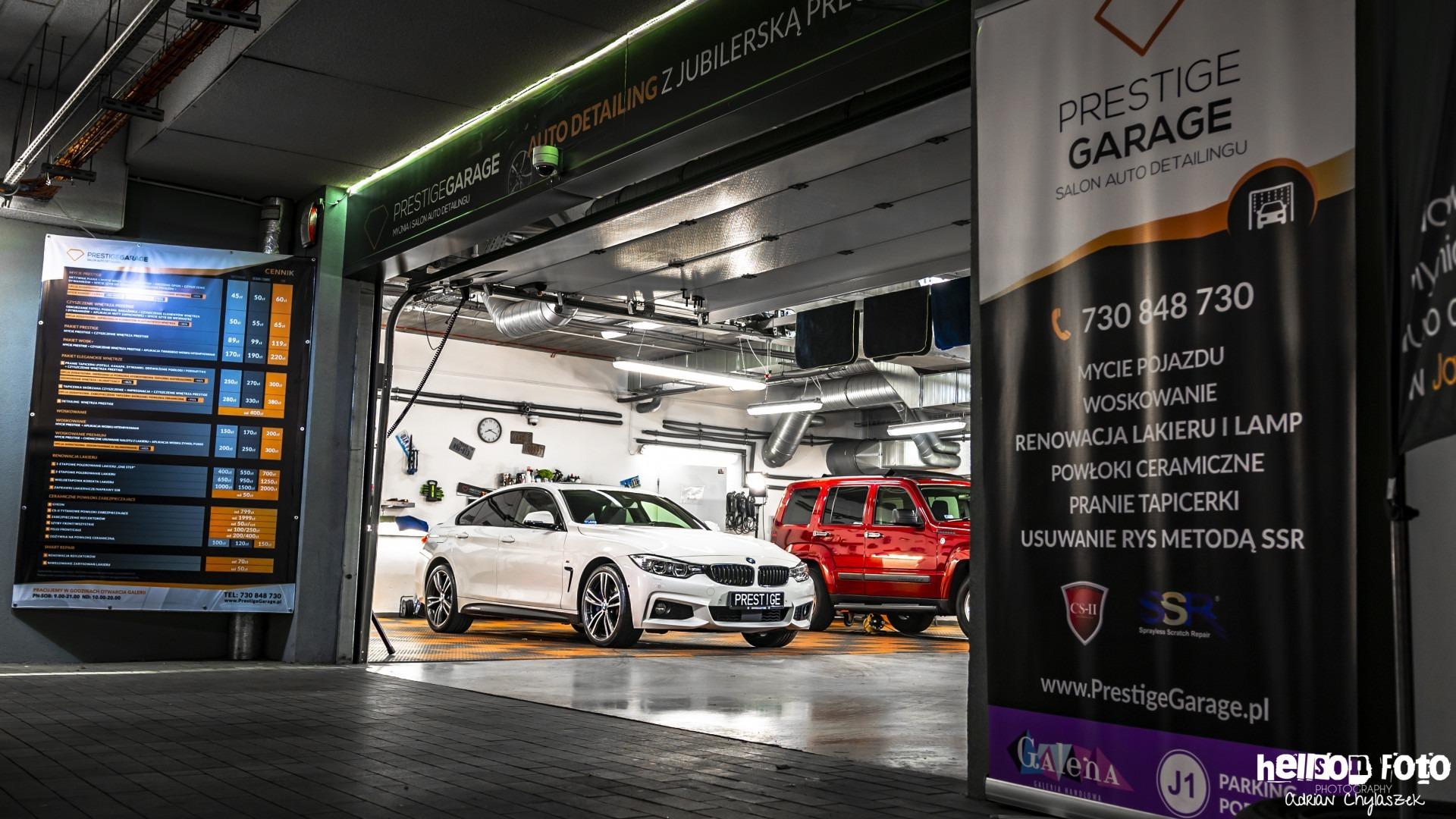 Prestige Garage - BMW serii 4