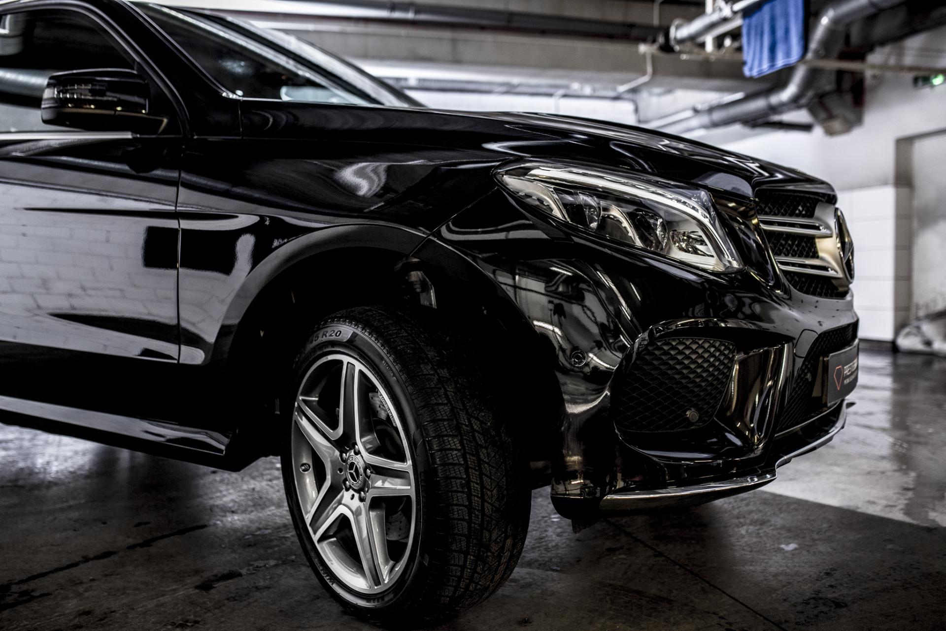 Mercedes-Benz GLE - limuzyna w wersji SUV