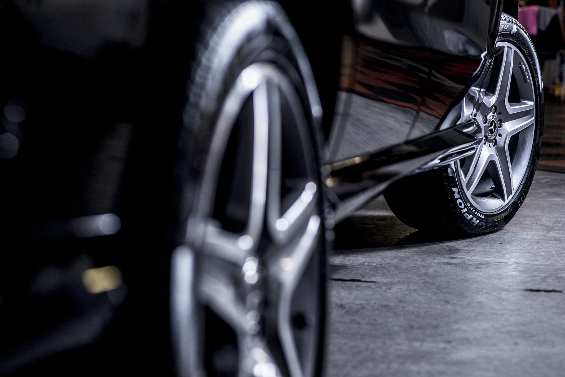 Mercedes-Benz GLE koła