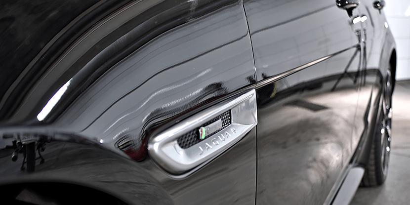 Jaguar XE - detal