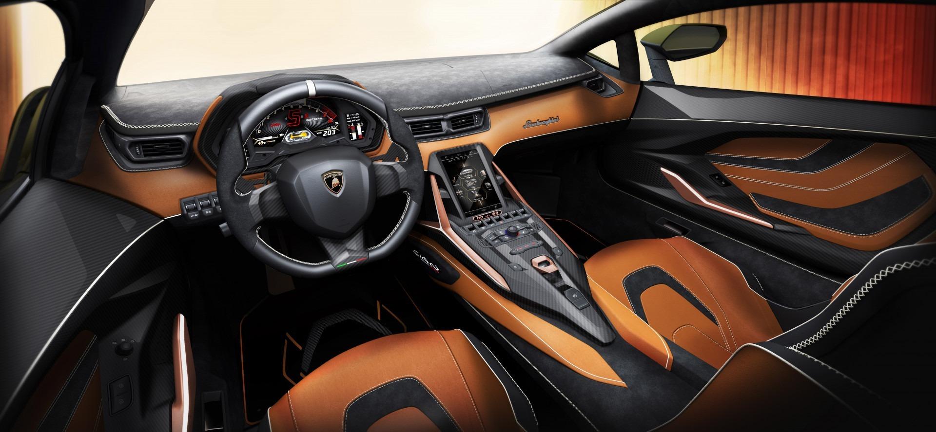 Najszybszy, najmocniejszy i… nieosiągalny – Lamborghini Sián